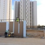 PFC-SUBSTATION-ENTRANCE-WALL-PAINTING-WORK-IN-PROGRESS-150x150