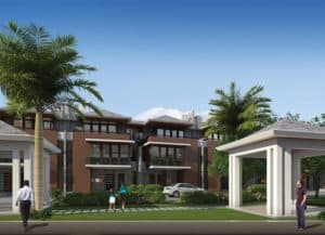 Prestige Tech Vista Villa Garden View