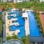 SNN Raj Etternia pool
