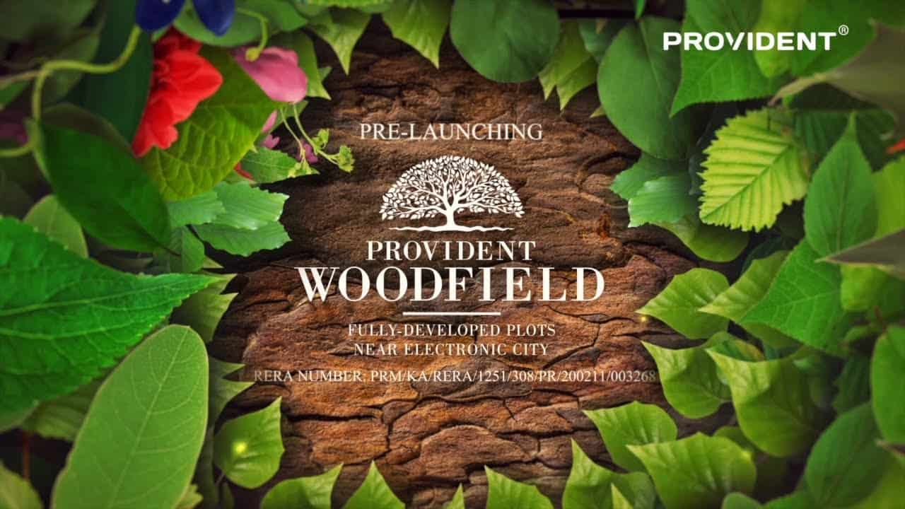 Provident Woodfield pre launching apartments