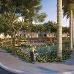 Adarsh Sanctuary garden