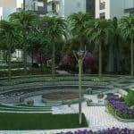 Godrej Nurture garden area