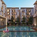 Casagrand Boulevard swimming pool