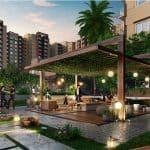 Shriram YUVA garden area
