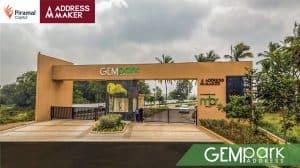 Gem Park Address